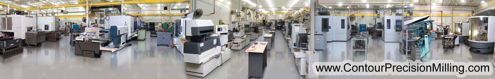 Contour Tool Facility